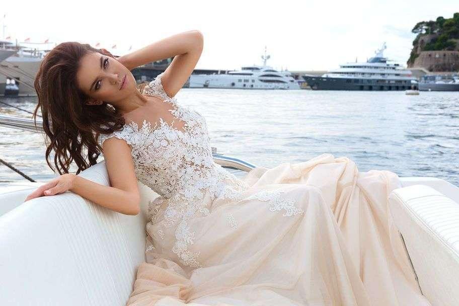 """Фото 16953560 в коллекции Шикарные модели от Кутюр и не только! - Свадебные платья """"Богиня"""""""