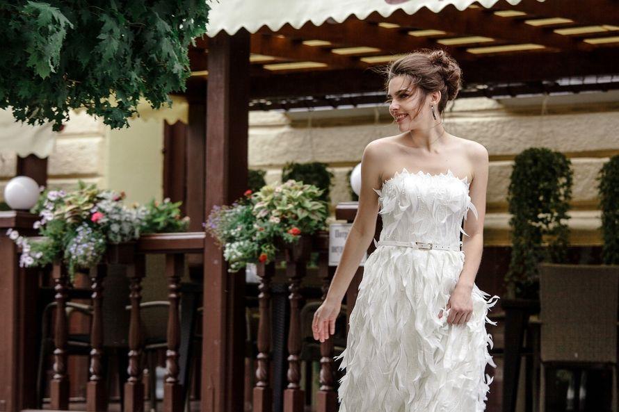 """Фото 18143950 в коллекции Шикарные модели от Кутюр и не только! - Свадебные платья """"Богиня"""""""