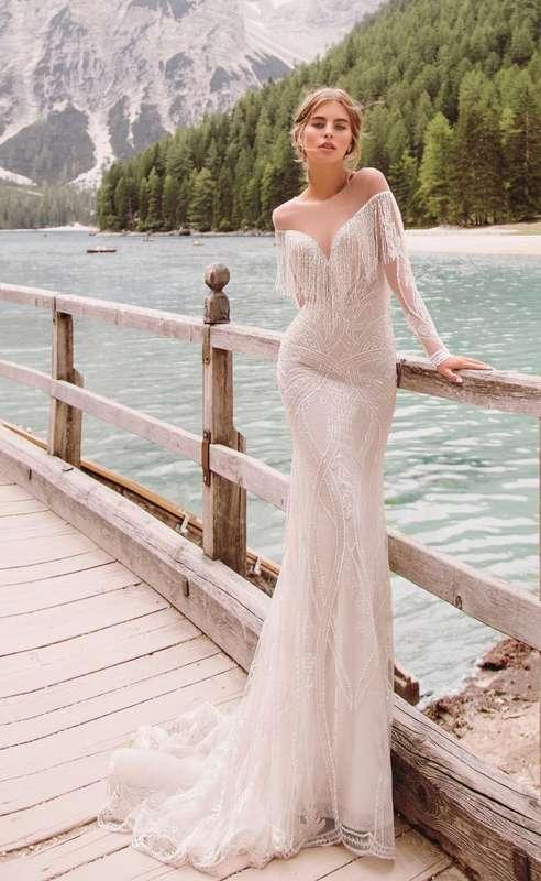 """Фото 18144084 в коллекции Шикарные модели от Кутюр и не только! - Свадебные платья """"Богиня"""""""
