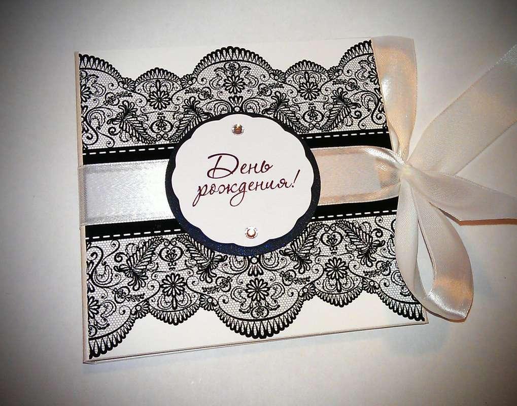 Фото 2712305 в коллекции Коробочки(боксы) для дисков - Scrapuschka - свадебные аксессуары и открытки