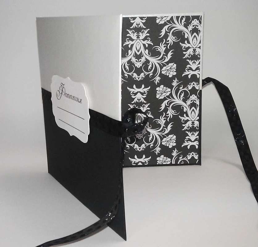 Фото 2712327 в коллекции Коробочки(боксы) для дисков - Scrapuschka - свадебные аксессуары и открытки