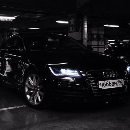 Аренда Audi A7 2013 г.в.