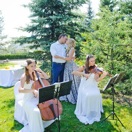 Дуэт скрипки и виолончели
