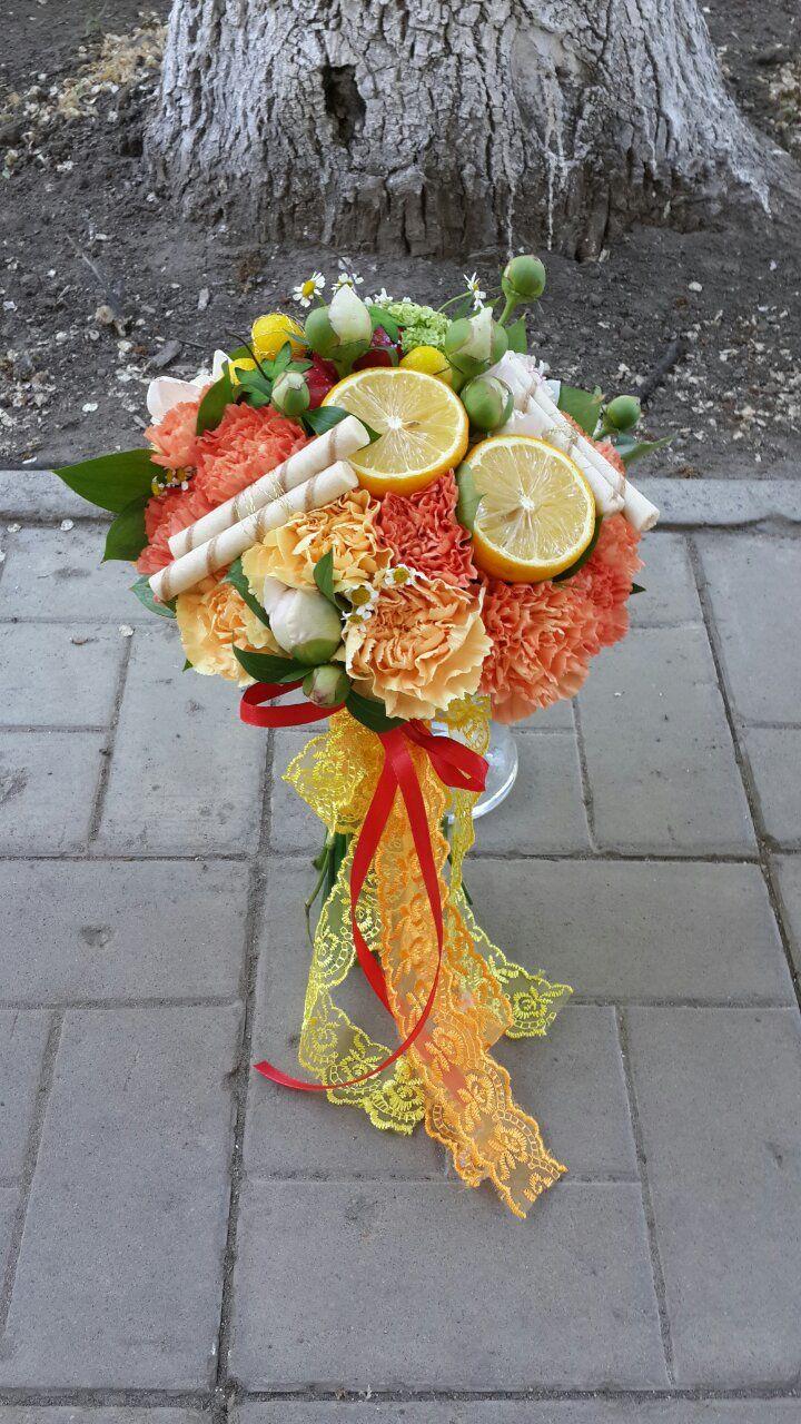 "цитрусовая экзотика - фото 3087145 ""Маэстро"" - свадебное оформление"
