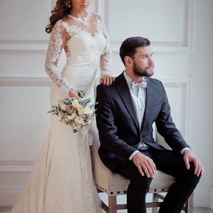 Свадебный образ с репетицией