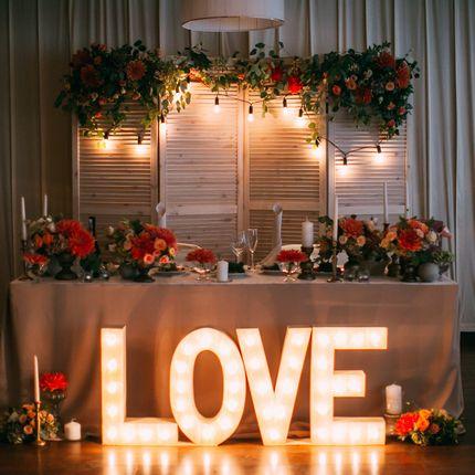 Комплексное оформление свадеб
