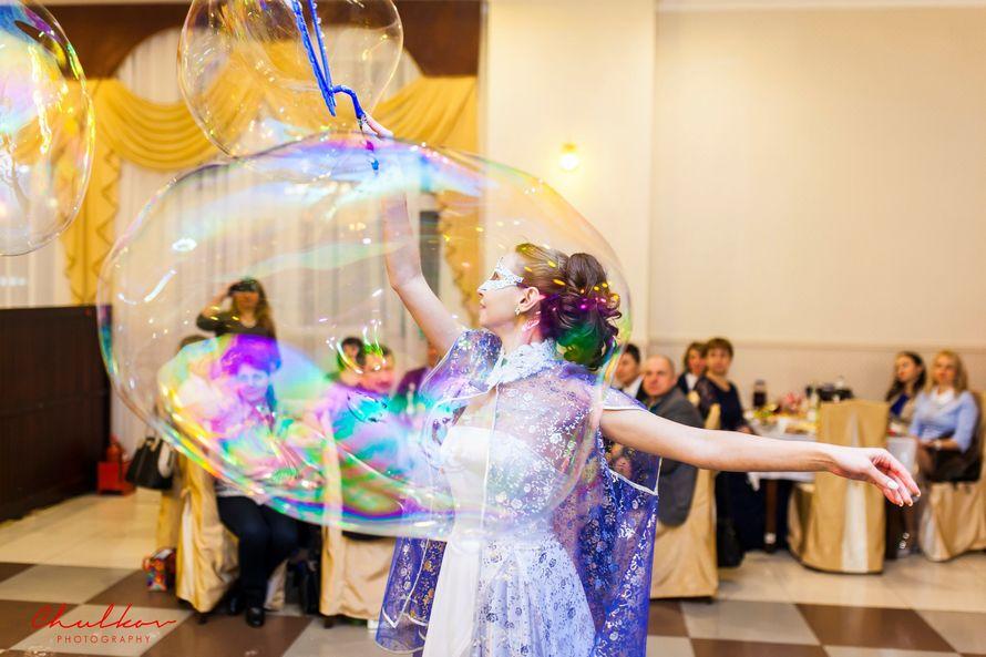 """Фото 15819168 в коллекции Мои фотографии - """"Новое явление"""" - шоу мыльных пузырей"""