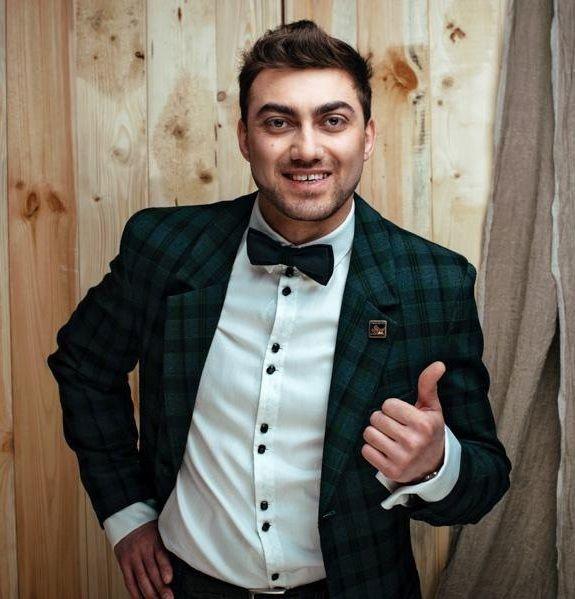 Эдуард Гонгадзе - фото 14542320 Xoxloma event production - агентство организации свадеб