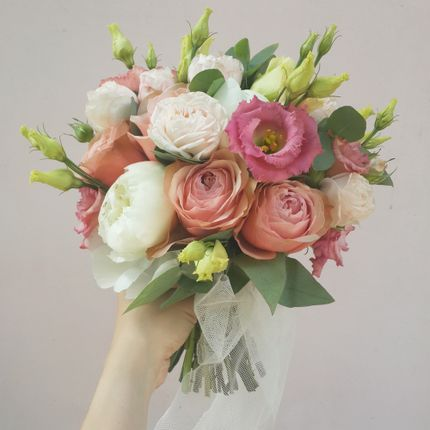 Букет невесты № 4
