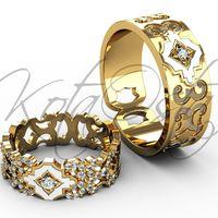 Золото, бриллианты, эмаль