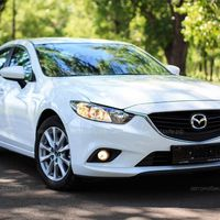 Автомобиль на свадьбу Mazda 6