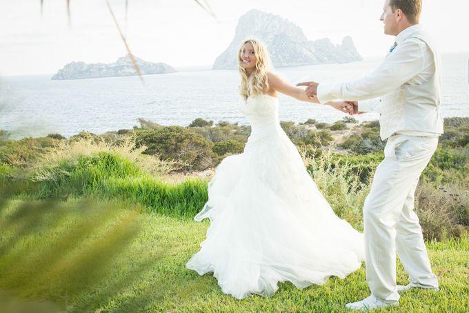 Волшебная Свадьба на острове Ибица