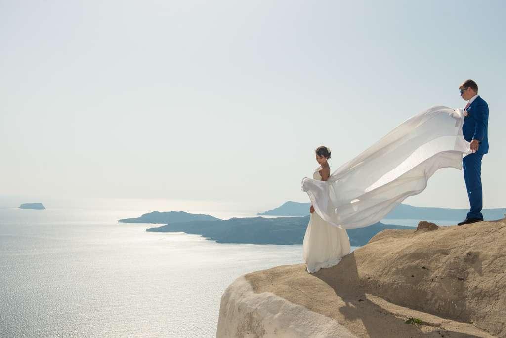 Свадьба на Санторини. Вилла Ирини. Художественные фотографии - фото 4439393 Фотограф Маша Карт на Ибице и Санторини