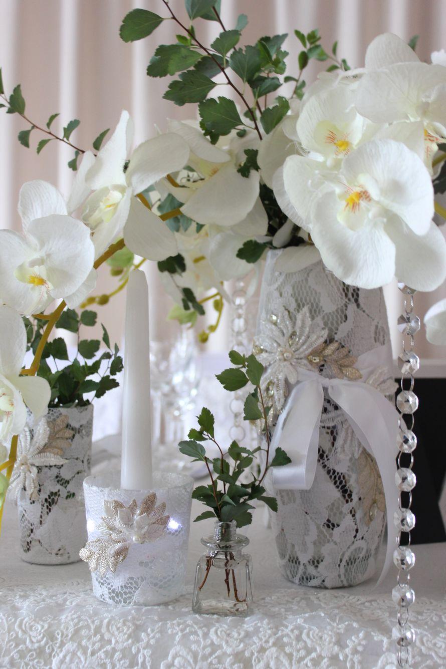 """Фото 12251160 в коллекции Портфолио - """"Свадьба DeLuxe"""" - оформление свадьбы"""