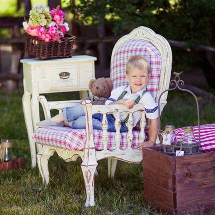 Детские фотосеессии
