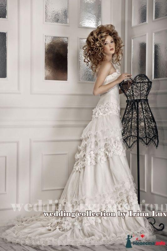 18ba873f4f8 Свадебное платье Британи  фото 411862 - Свадебный торговый дом ...