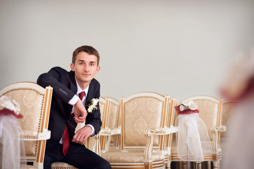 Портрет жениха - фото 2638009 Фотограф Александр Карпович
