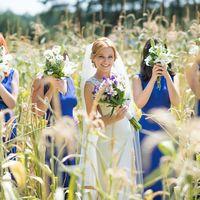 Подружки невесты, Цветы