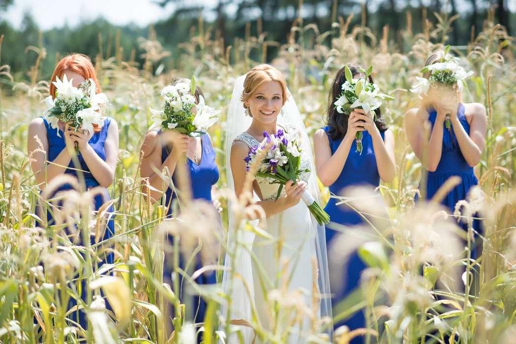 Подружки невесты, Цветы - фото 2887851 Фотограф Александр Карпович