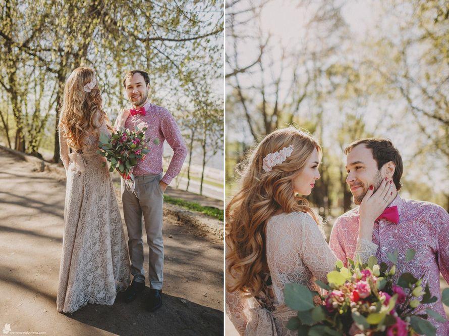"""Фото 8832440 в коллекции """"Silver Lace Wedding"""" - Свадебный  фотограф Светлана Малышева"""