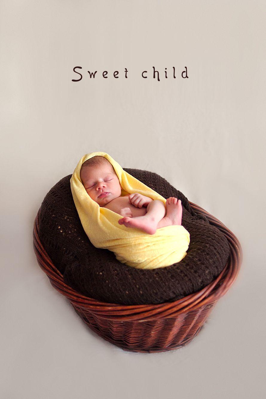 Новорожденный - фото 3916869 Фотограф Лапшина Ирина