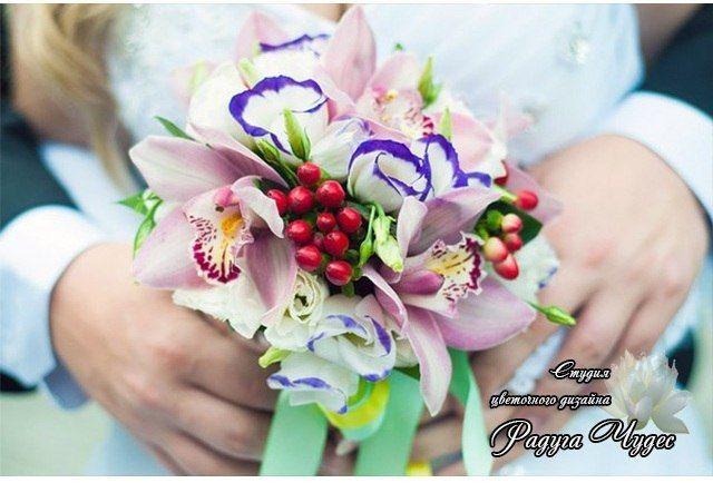 """Фото 15653086 в коллекции Наши невесты и женихи  с букетами - Студия дизайна """"Радуга чудес"""""""