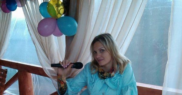 Тамада на свадьбу Ирина - фото 3256531 Тамада Ирина Елисейкина