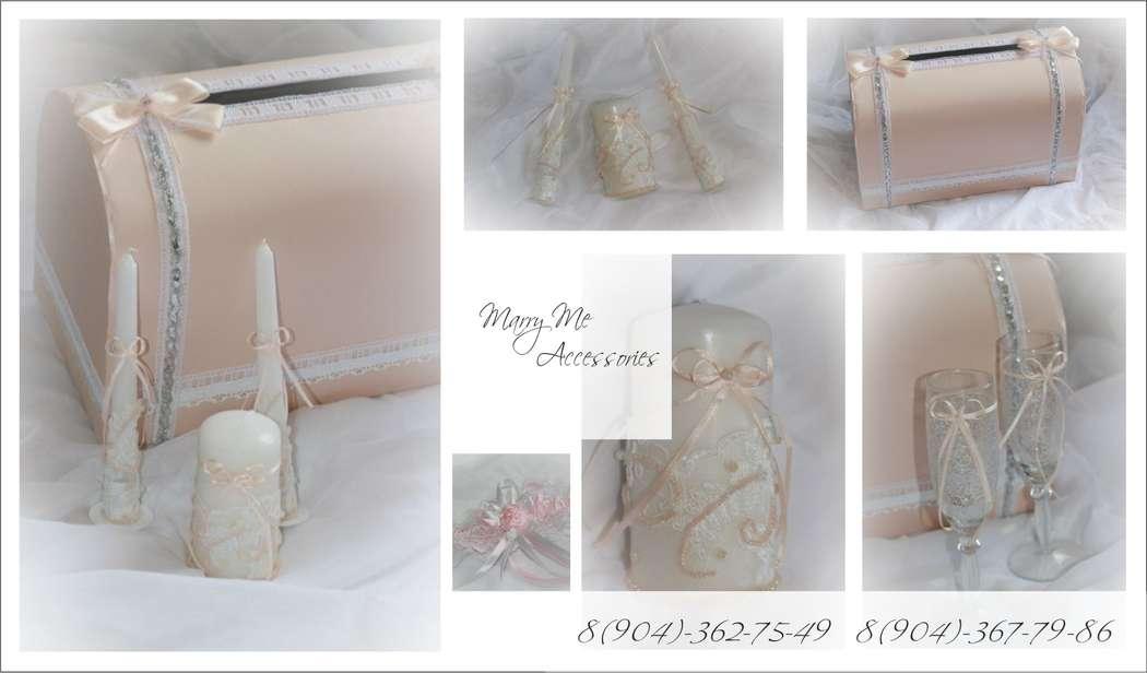 """Фото 2702478 в коллекции Свадебные аксессуары - """"Marry Me """" свадебная мастерская"""