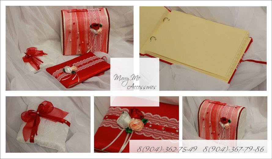 """Фото 2702500 в коллекции Свадебные аксессуары - """"Marry Me """" свадебная мастерская"""