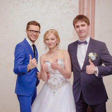 Ведущий на свадьбу + Dj + аппаратура