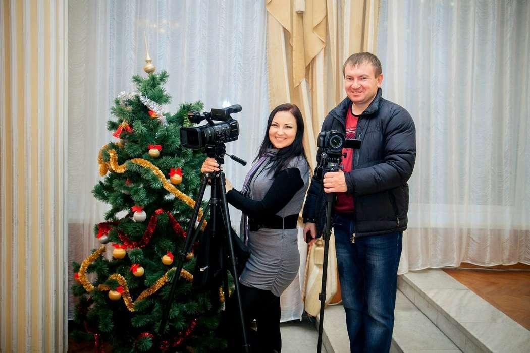 Свадьба Романа и Ирины 19.12.15 - фото 13023884 Видеостудия Paradise-company