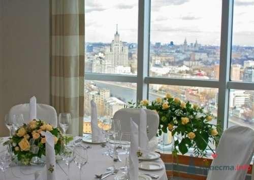 """Панорамный зал """"Давос"""" - фото 17188 Банкетные залы """"Swissotel Красные холмы"""""""