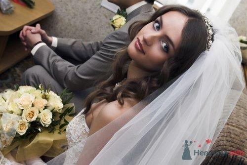 Фото 16288 в коллекции Макияж и причёска - Невеста01