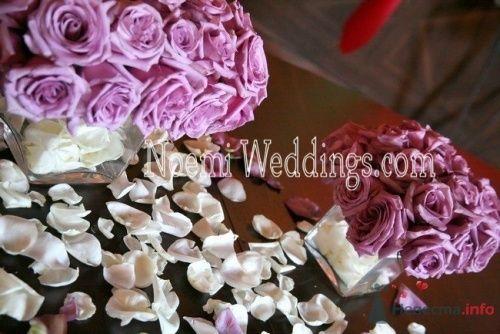 Фото 16385 в коллекции Flower design - Noemi Weddings - организация свадеб в Италии