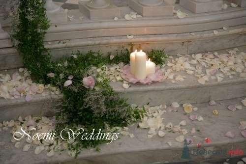 Фото 19006 в коллекции Свадьба в сиреневом цвете..  - Noemi Weddings - организация свадеб в Италии