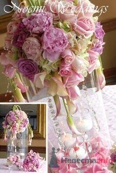 Фото 19021 в коллекции Flower design - Noemi Weddings - организация свадеб в Италии