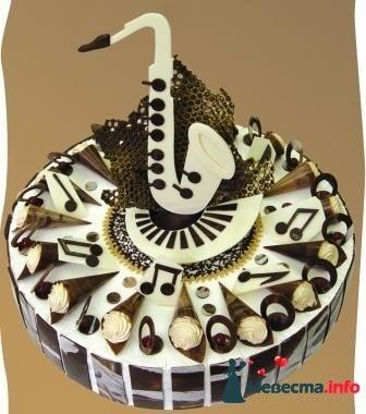 торт джазовый фото