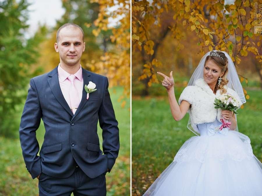 Фото 2662303 в коллекции Свадебная фотография - Фотограф  Анастасия  Федотова
