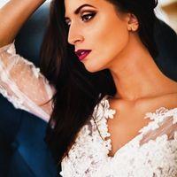 Макияж - я - Мария Цветкова Фото - Настя  #макияж #визажист #вечерний_макияж #стилист #невеста #новогодний_макияж