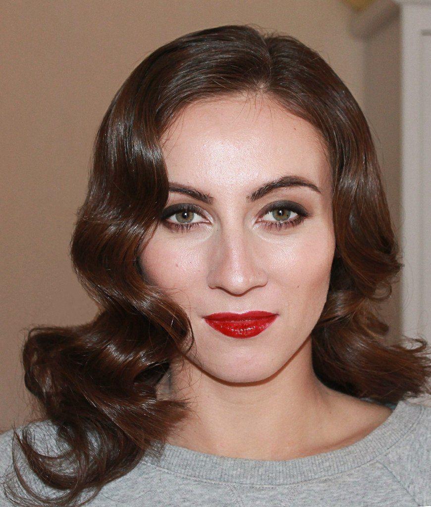 макияж в стиле голливуд фото казане можно