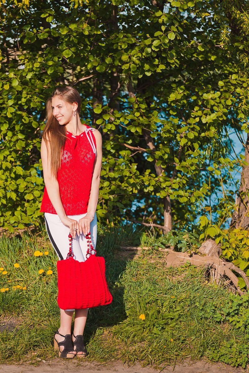 Фото 14956296 в коллекции пляж - Мастерская Натальи Киселевой - вязание на заказ