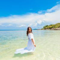 Фотосессия на островах Андаманского моря - путешествие на традиционной тайской лодочке по бирюзовым лагунам и безлюдным пляжам