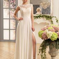 Свадебное платье А-силуэт ТМ Naviblue Bridal (США)