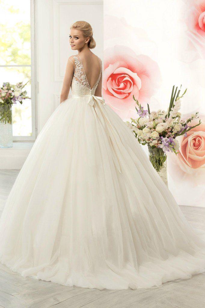 Свадебное платье пышное ТМ Naviblue Bridal (США)   - фото 11391440 Свадебный салон Formarriage