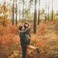 Осень..тепло..любовь...