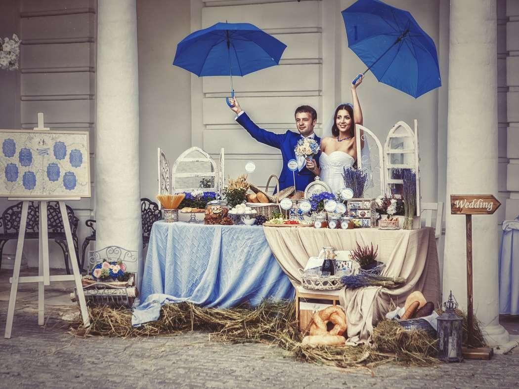 Свадьба «Прованс» в стиле шебби-шик в усадьбе «Середниково» - фото 2771743 Свадебное и event-агентство Kiim Agency