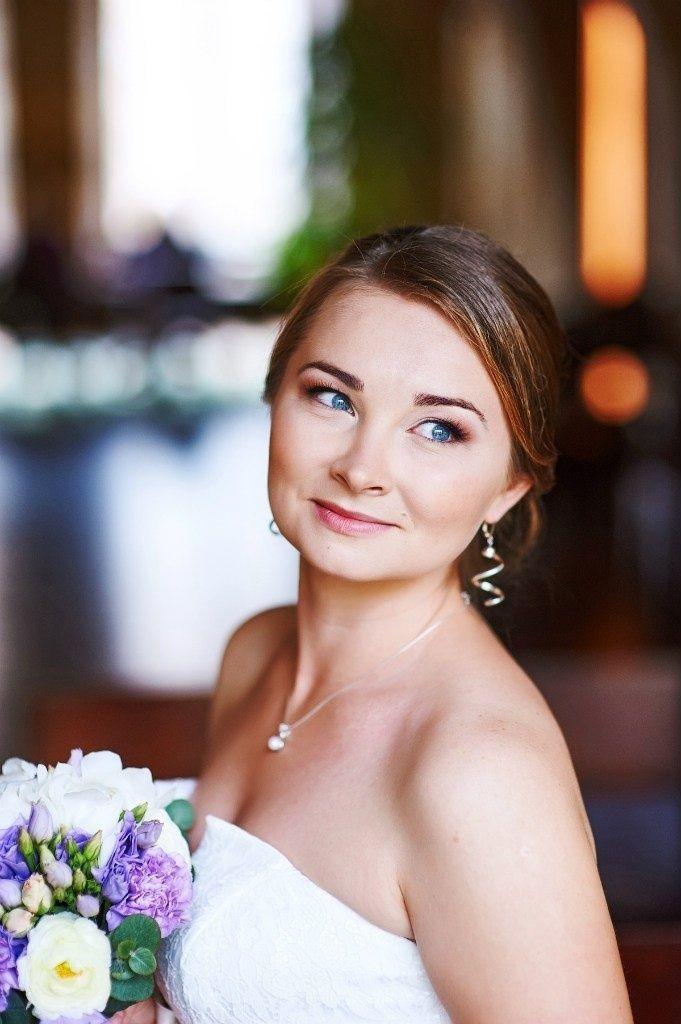 Wedding make up in Prague . Angelie Blazinski - фото 6545684 Визажист Angelie Blazinski