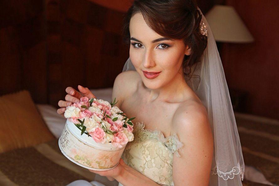 Свадебный макияж невеста Прага Визажист - фото 8031806 Визажист Angelie Blazinski