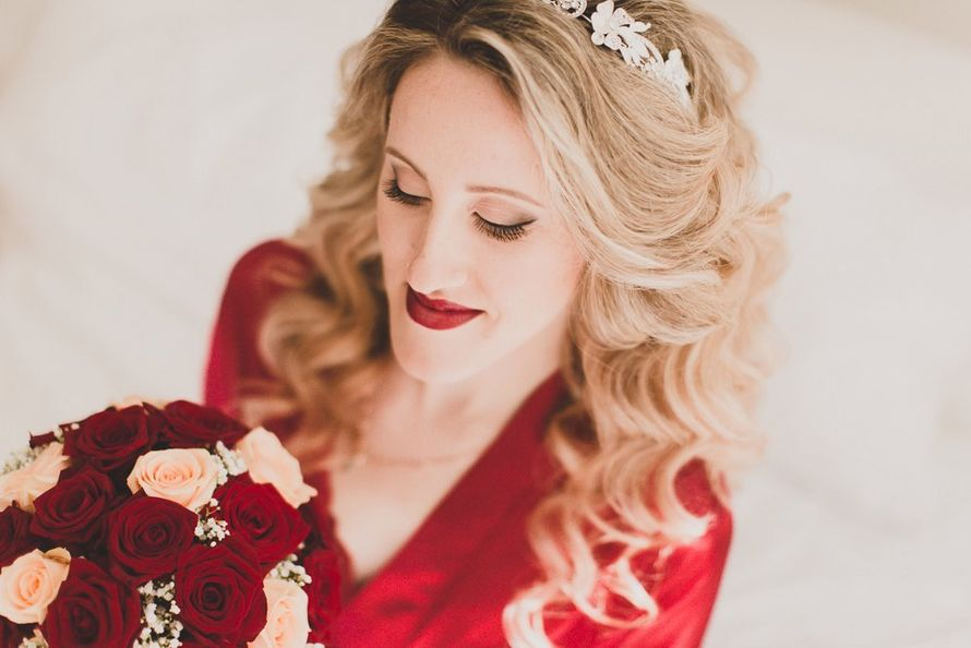 Визажист в Праге Анжела Блазински  Свадебный Макияж , вечерний макияж  make up Angelie Blazinski  - фото 14568452 Визажист Angelie Blazinski