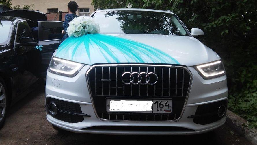 Аренда Audi Q3 с водителем
